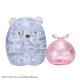 角落生物 白熊 & 風呂敷 水晶 3D Puzzle