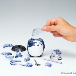 龍貓 雨傘 水晶   3D Puzzle(日版)