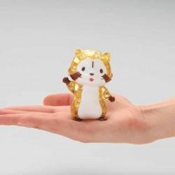 RASCAL 小浣熊 拉斯卡爾 水晶 3D PUZZLE(日版)
