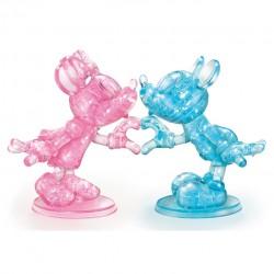 米奇&米妮  水晶 3D Puzzle