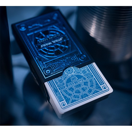 THEORY11 STAR WARS(Blue Light Side Edition)PLAYING CARDS