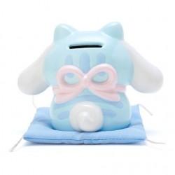 日本 Sanrio Cinnamoroll 玉桂狗 招財貓 陶瓷錢箱