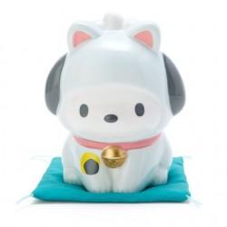 日本 Sanrio Pochacco PC狗 招財貓 陶瓷錢箱