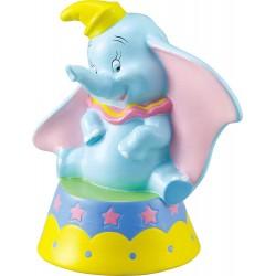 日本 DISNEY 小飛像 Dumbo 陶瓷 錢箱