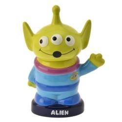 Toystory 三眼仔 Alien 搖頭 陶瓷 擺設