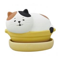 日本 CONCOMBRE 陶瓷 加濕器 貓煲