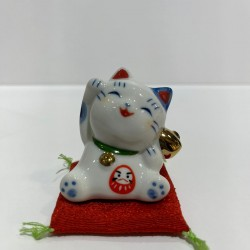 日本陶瓷 招財貓 7780