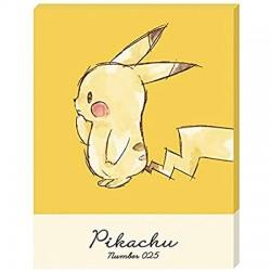比卡超 Pikachu 帆布板形拼圖